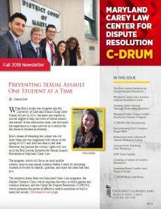 CDRUM Newsletter