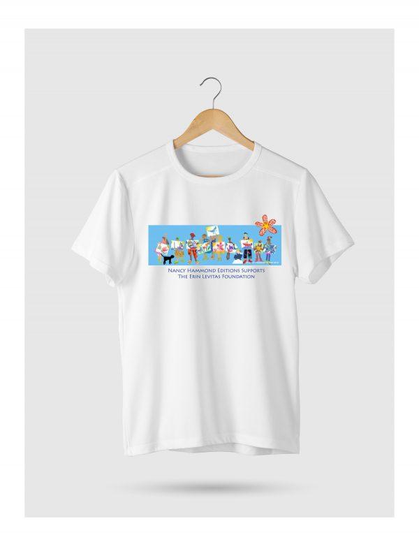 Nancy Hammond Editions T-shirt