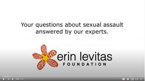 Questions about sexual assault in middle school