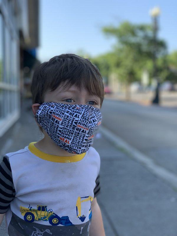 ELF Child Face Mask