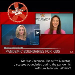 FOX News: Pandemic Boundaries for Kids