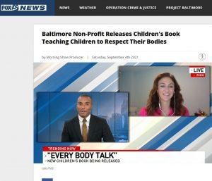 Fox 45 News Every Body Talk Coverage